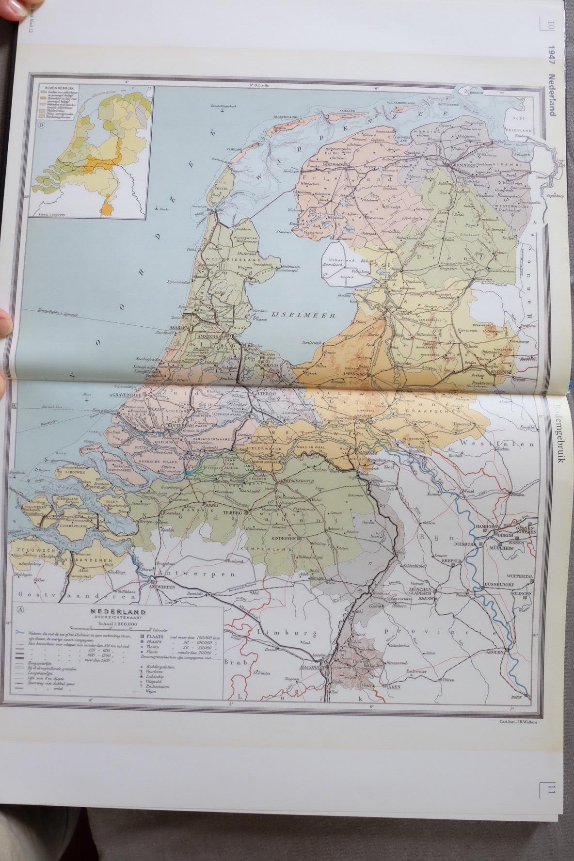 Pays-bas en 1947