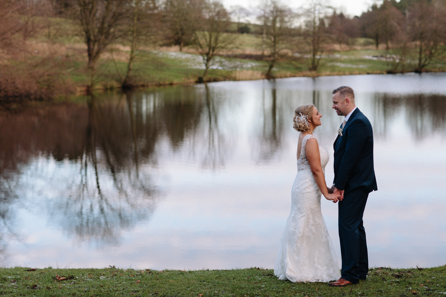 Reflections photography Matt Herrington wedding photographer North West Lancashire