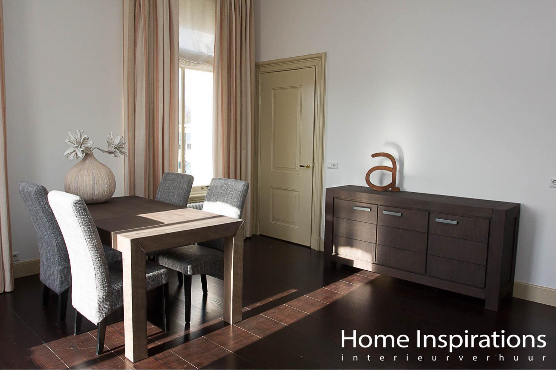 Eethoek en dressoir moderne stijl