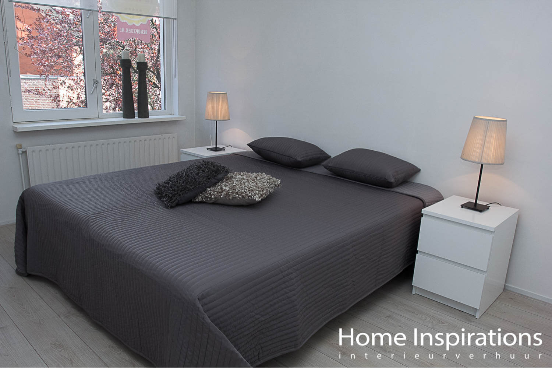 Opgemaakt bed basic stijl