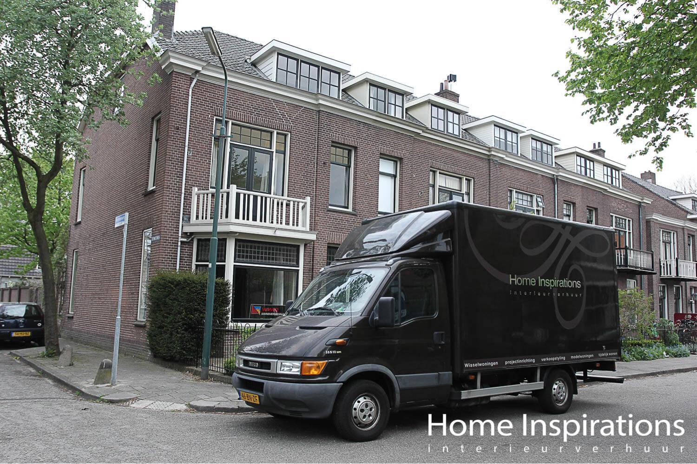 Vrachtwagen Home Inspirations Interieurverhuur