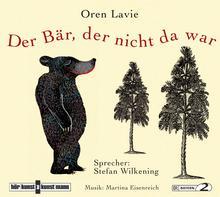""">> zum Hörbuch / Audio CD """"Oren Lavie: Der Bär, der nicht da war"""" bei amazon.de"""