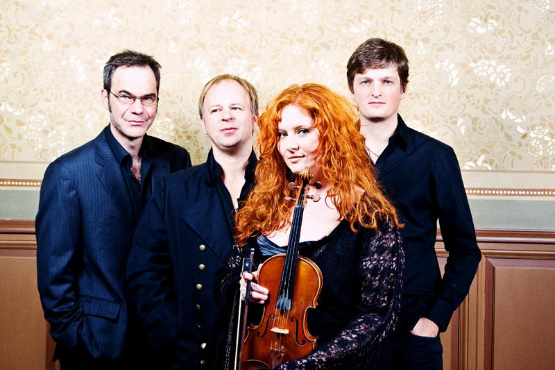Martina Eisenreich Quartet (Portrait). Fotography by Mike Meyer.