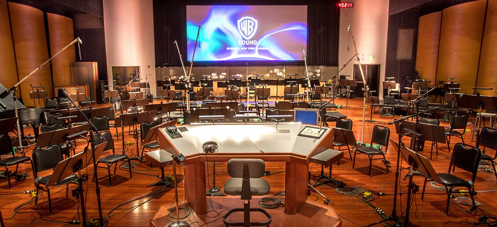 Clint Eastwood Scoring Stage, photography (c) LAFCI 2015.