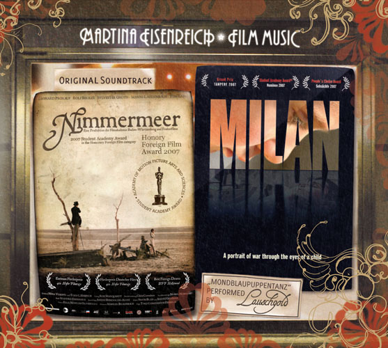 full soundtrack available: double feature album, GLM Music (2008)