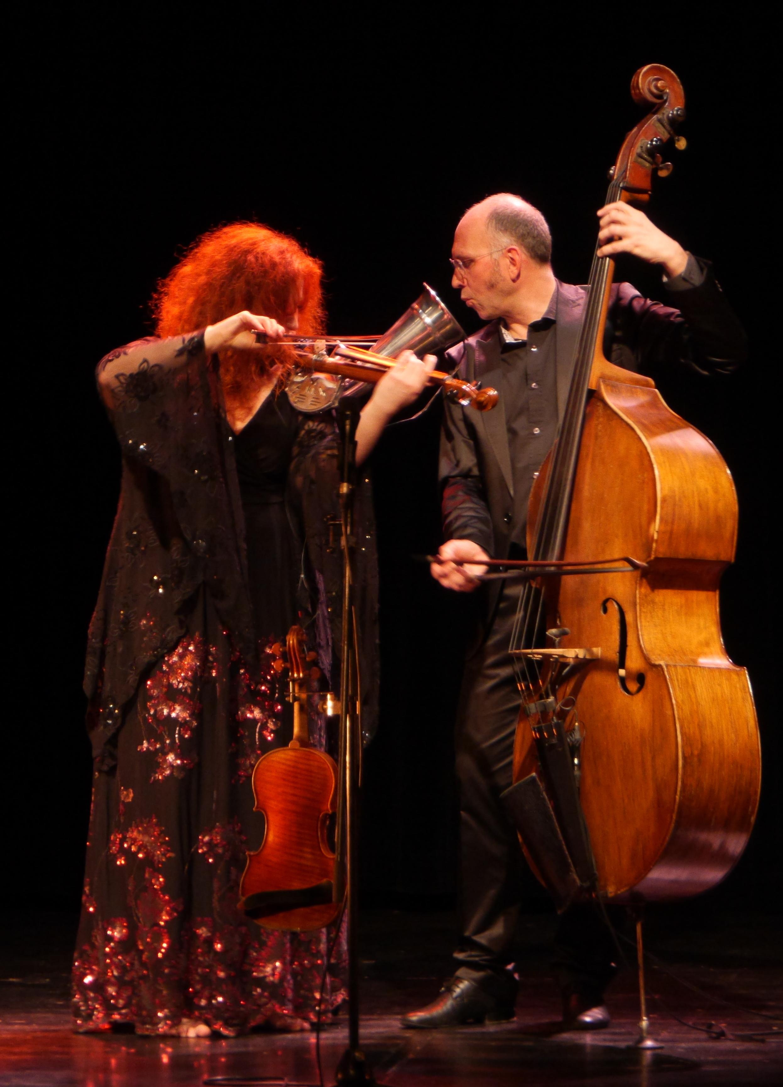 Martina EIsenreich & Alexander Haas. Fotography by Werner Gruban.