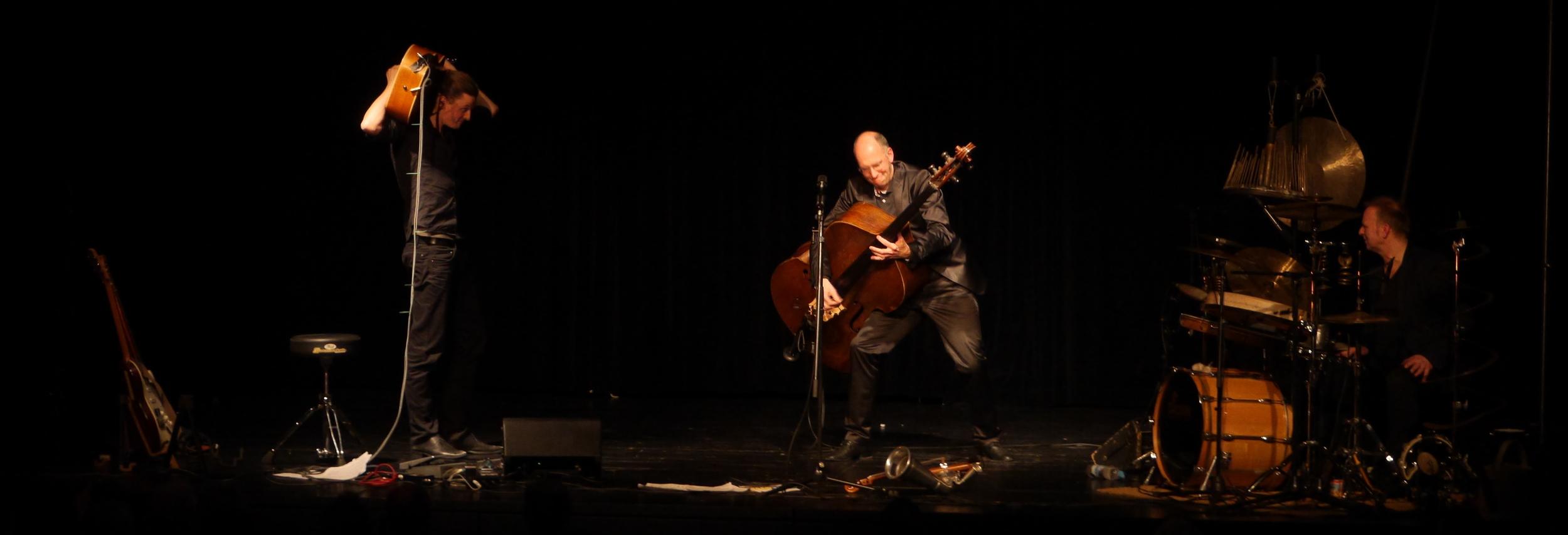 Martina Eisenreich Quartet (live), 2016. Fotography by Werner Gruban.
