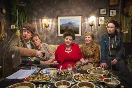 Familiy Lotzmann Go To The Barricades (ARD, 2016)