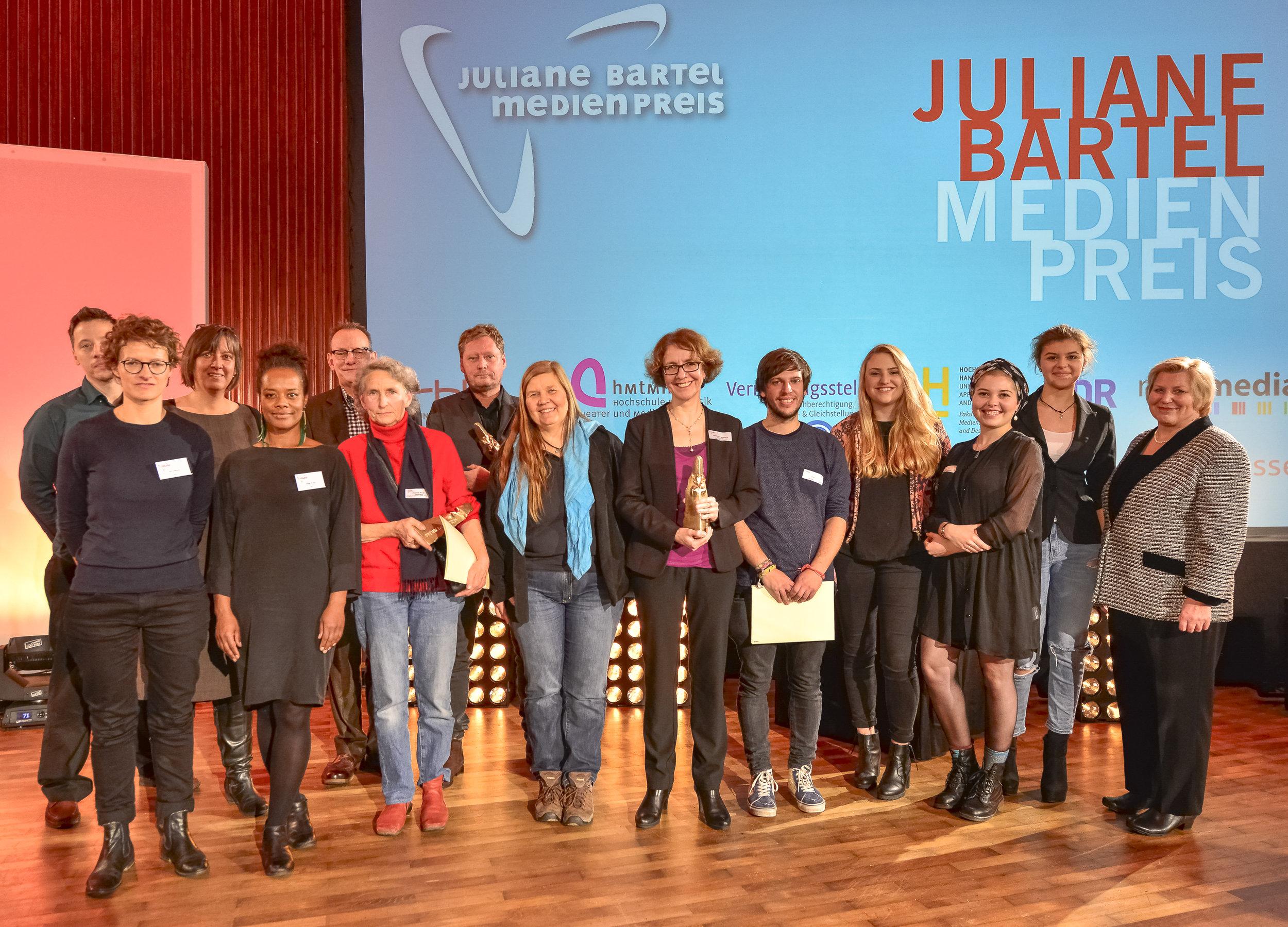 Hanfgarn & Ufer Filmproduktion . Photo: Tom Figiel