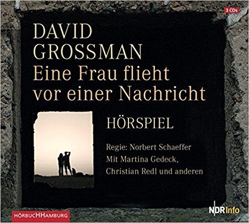 """>> Hörbuch / 3 CD - Box """"David Grossmann: Eine Frau flieht vor einer Nachricht"""" bei amazon.de"""