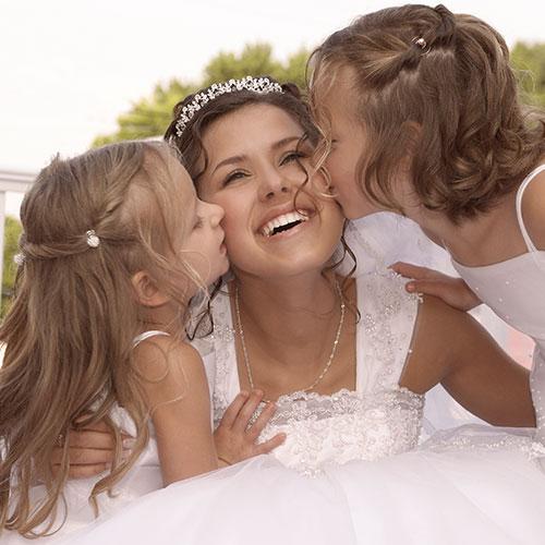 Kinderprogramm für Familienfeiern und Hochzeiten