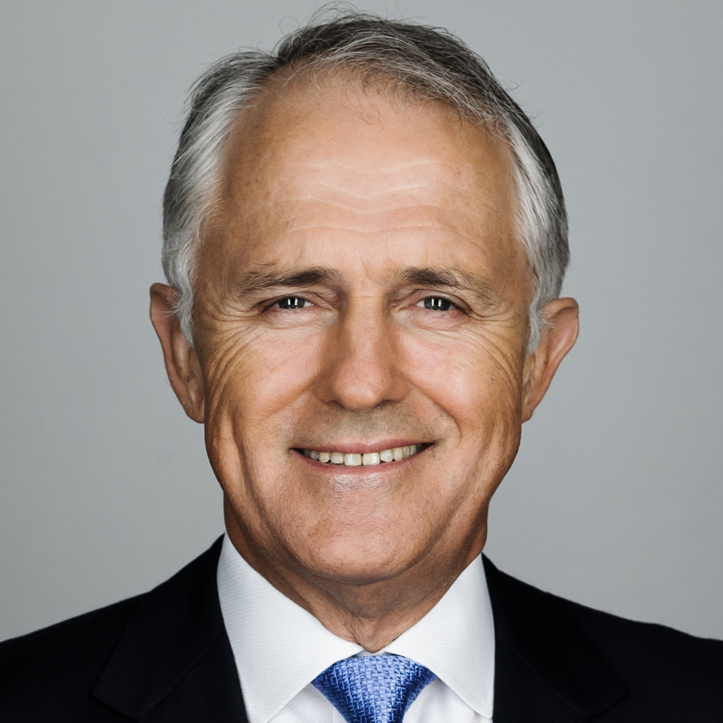 Hon. Malcolm Turnbull MP Prime Minister of Australia