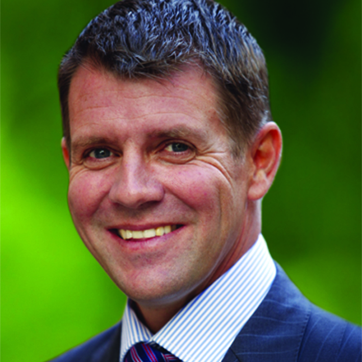 Hon. Mike Baird MP Premier of NSW