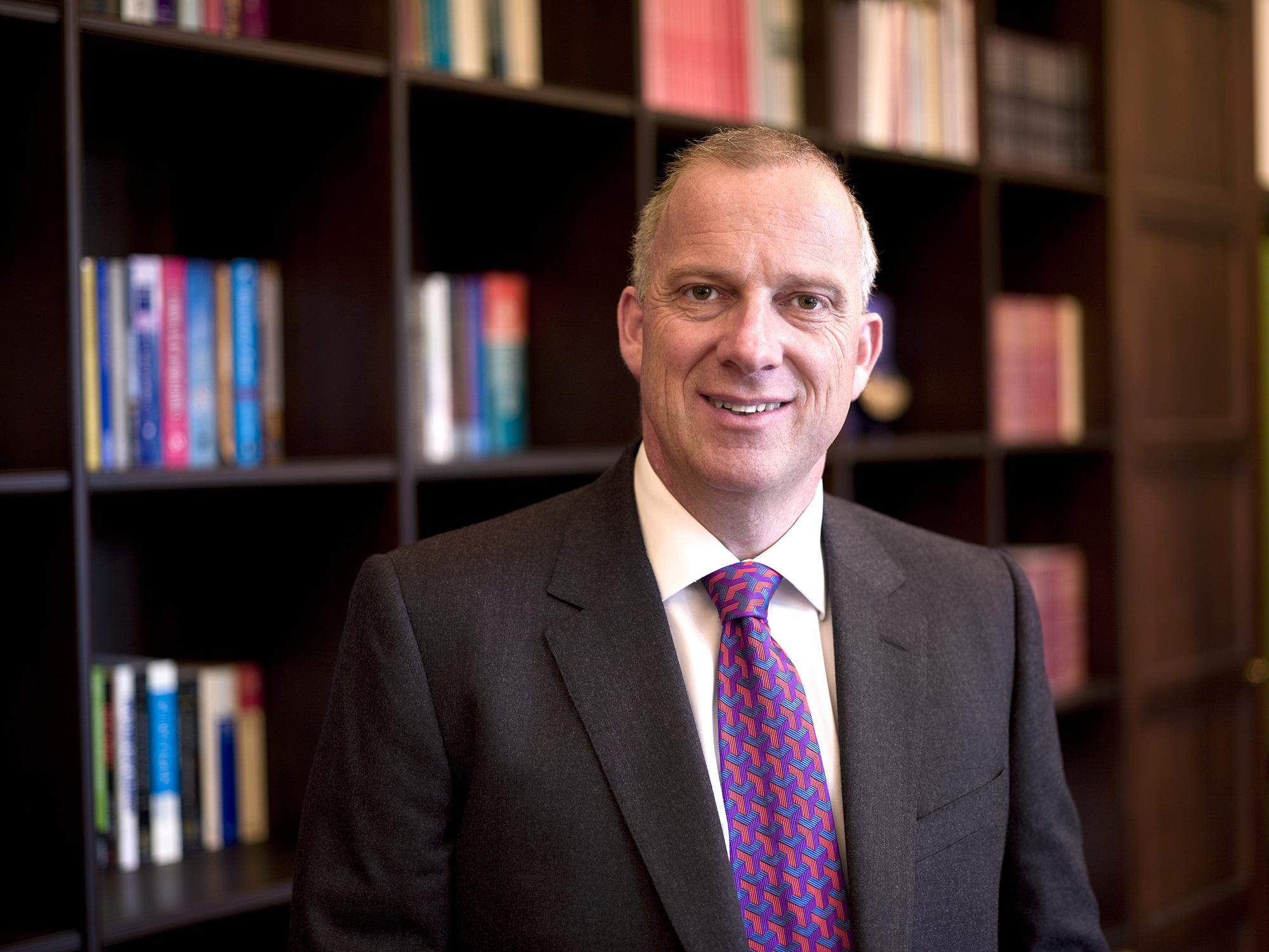 Dr. Michael Spence AC