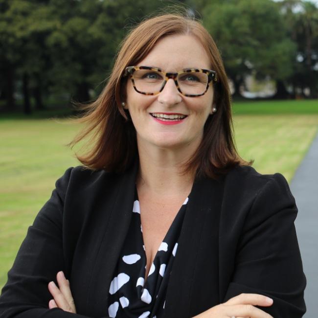 Hon. Sarah Mitchell MLC