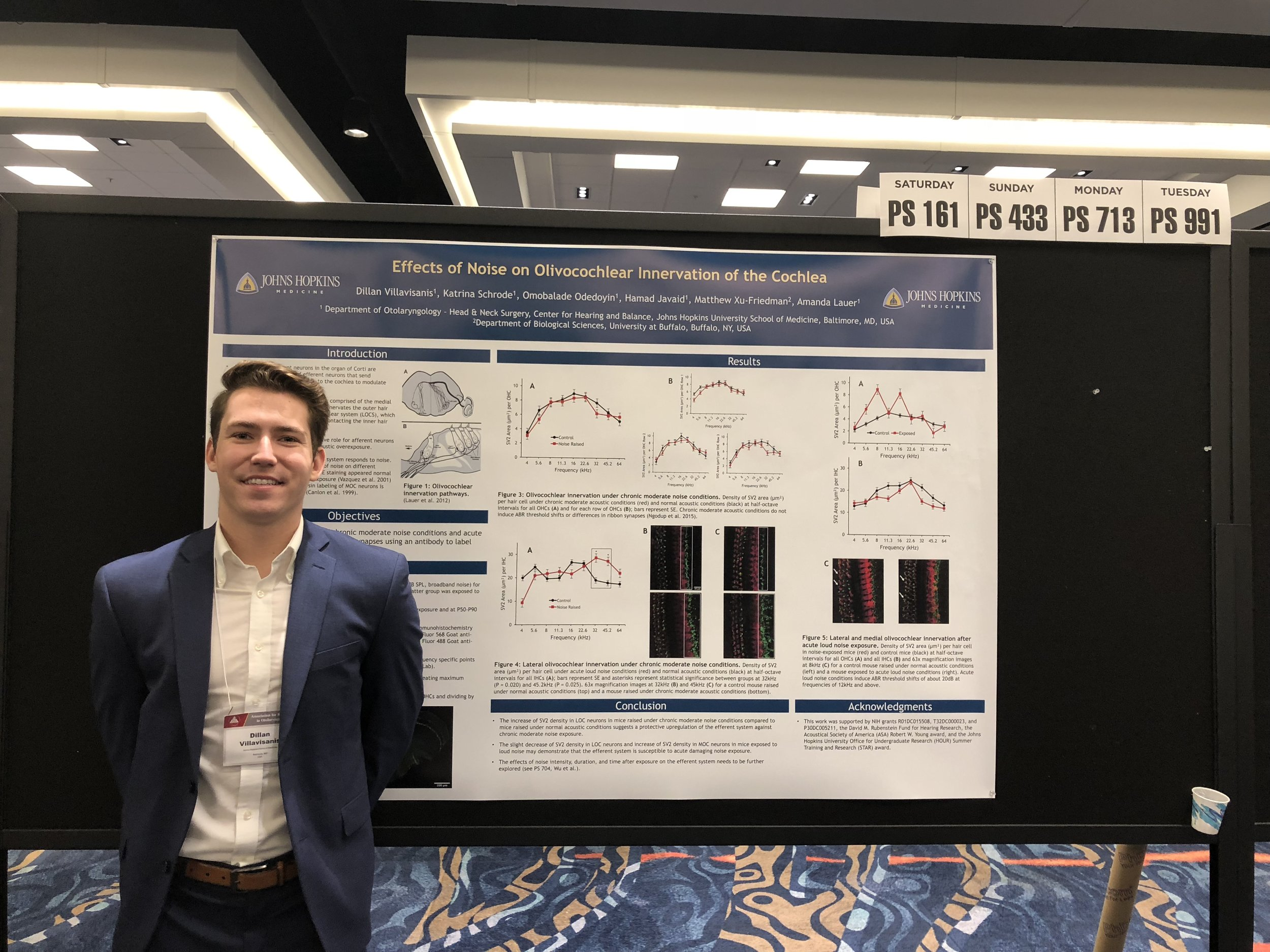 Lauer Lab attends the 41st annual midwinter meeting of the