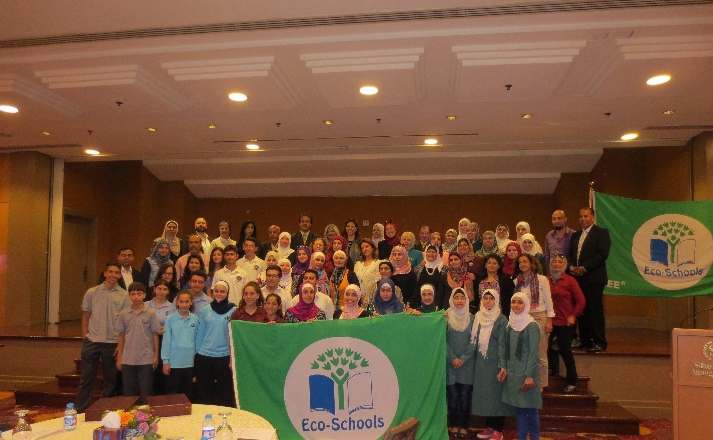Celebration_ Amman eco-schools.jpg