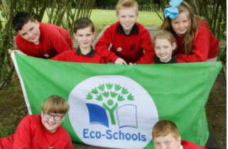 Eco-Schools Northern Ireland reach landmark 1000th Green Flag in record breaking year