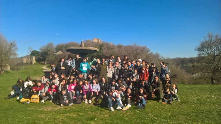A Twinning School Visit in Italy