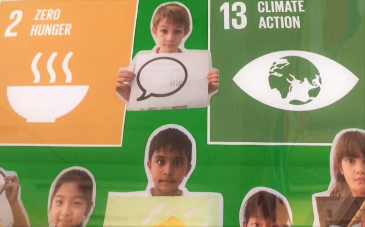 Bangkok International Preparatory & Secondary School (Bangkok Prep) is awarded the Eco-Schools Green Flag!