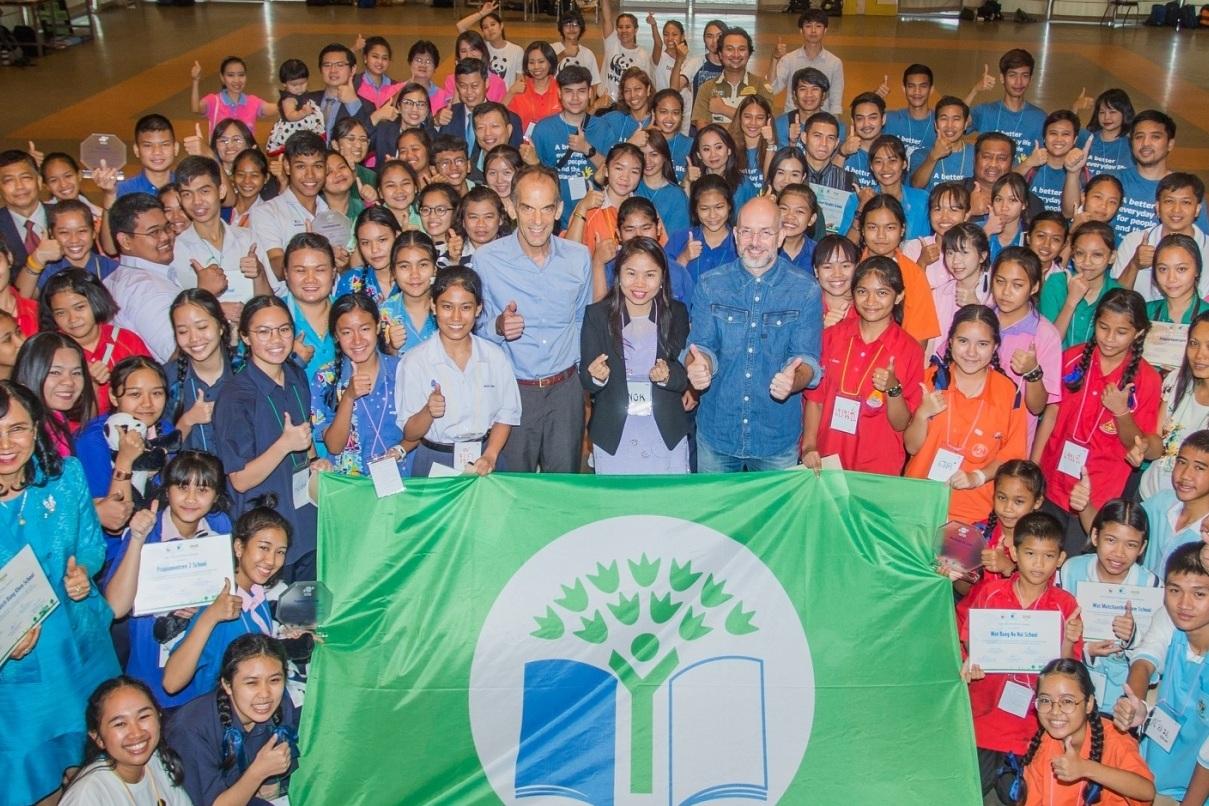 WWF-Thailand announces Eco-Schools 2018