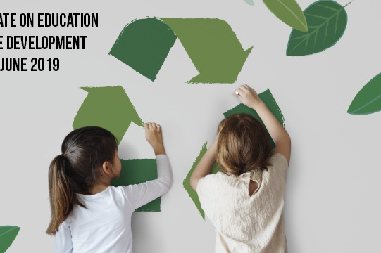 Online Certificate on Education for Sustainable Development