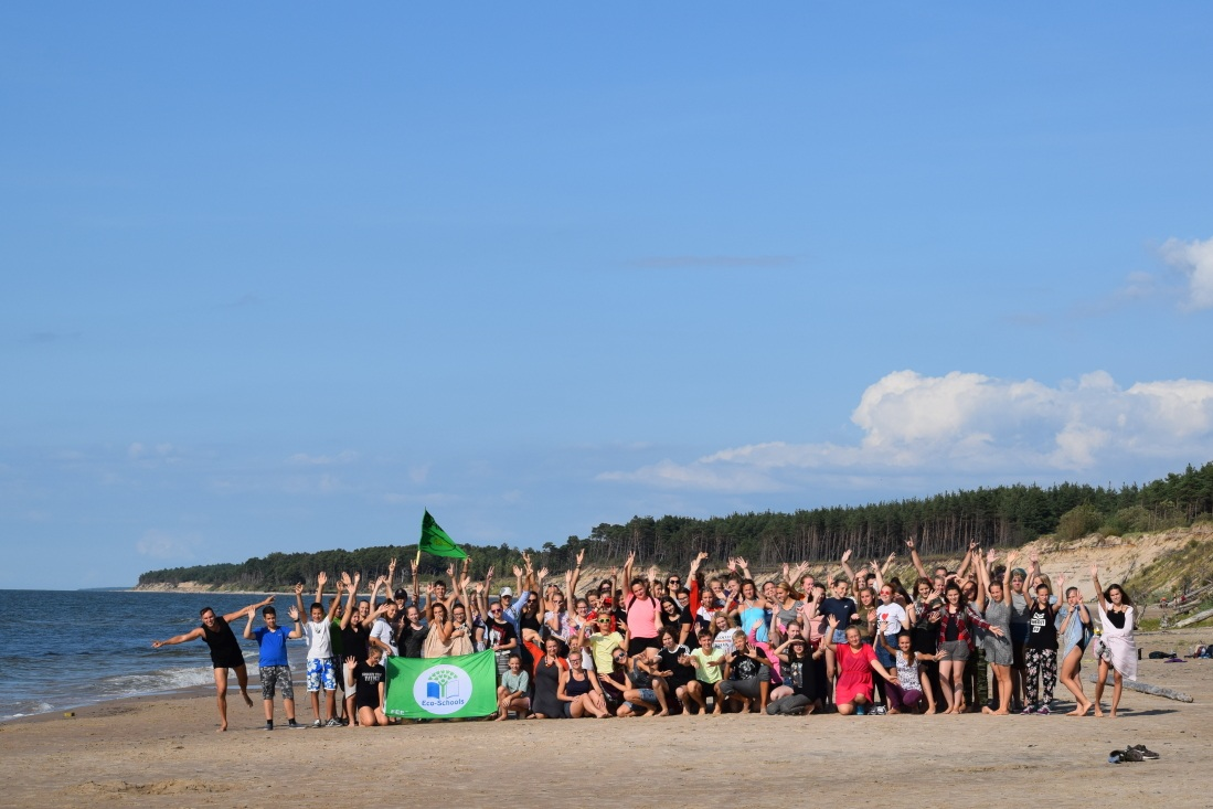 Eco-Schools Latvia Summer Forum 2018