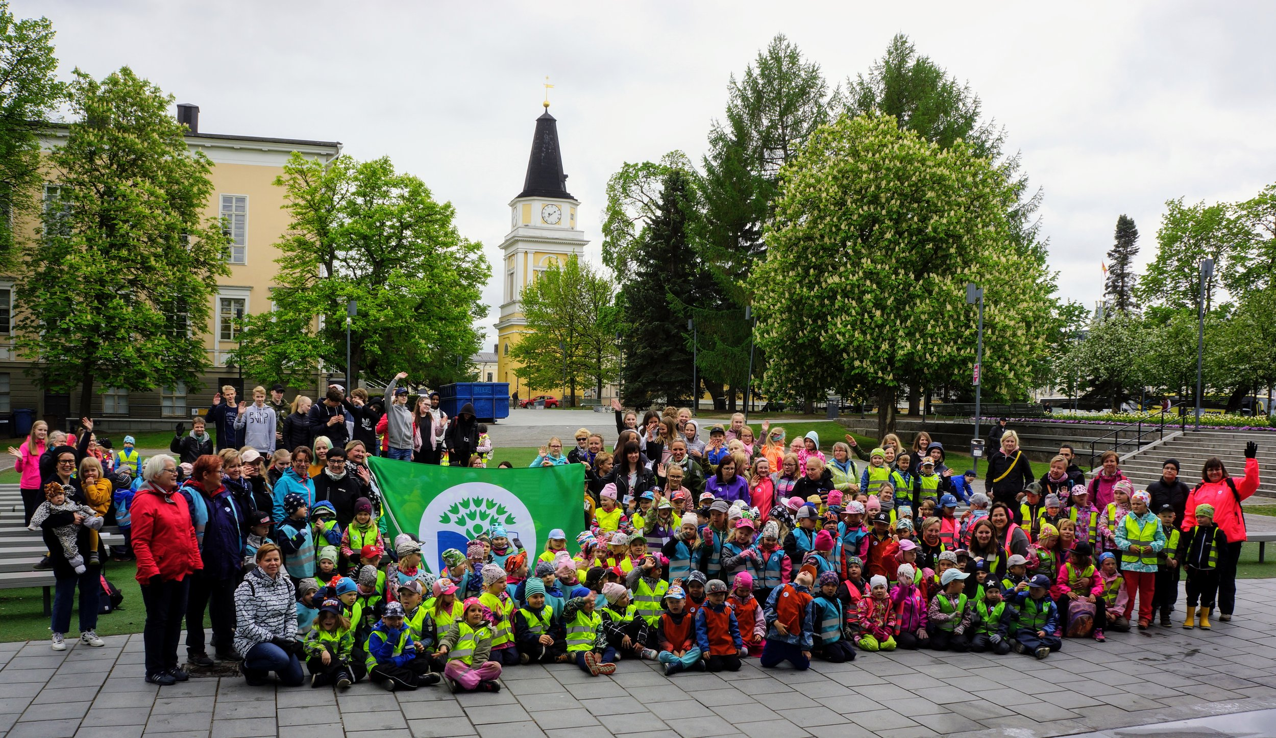 20th anniversary celebrations in Tampere in May 2019 Photo: Maija Ihantola