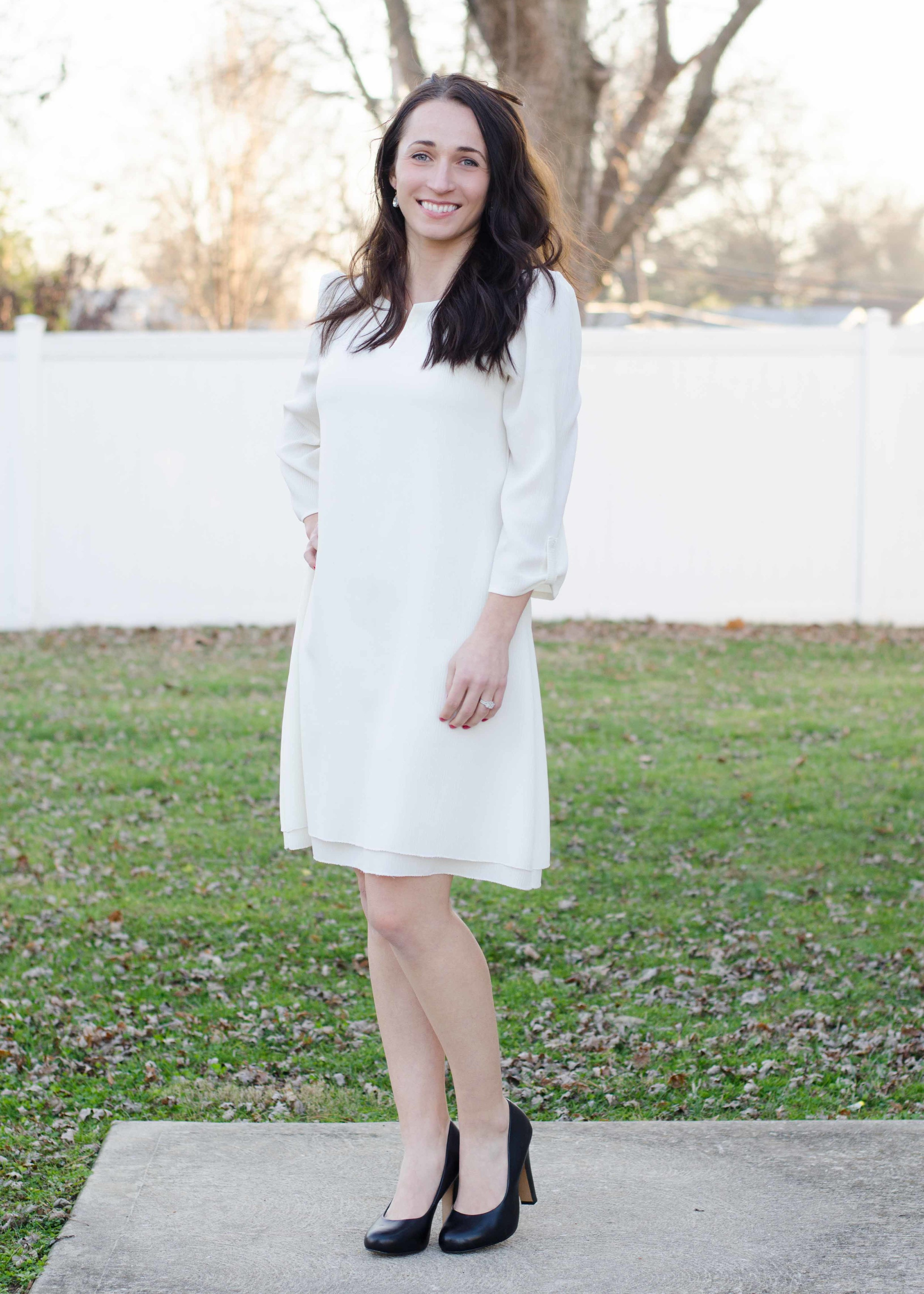 How to Sew a Swing Dress