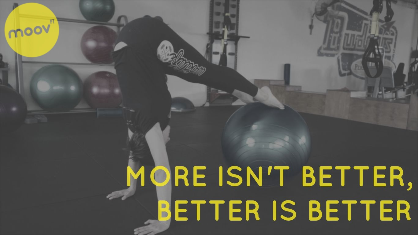 More isn't better...quote.jpg
