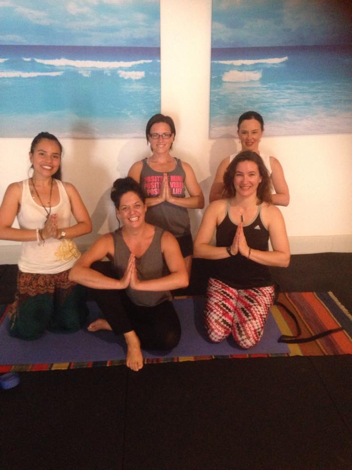 yoga class adelaide personal training namaste