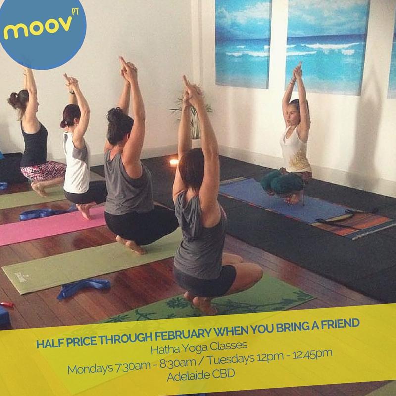 hatha yoga class adelaide