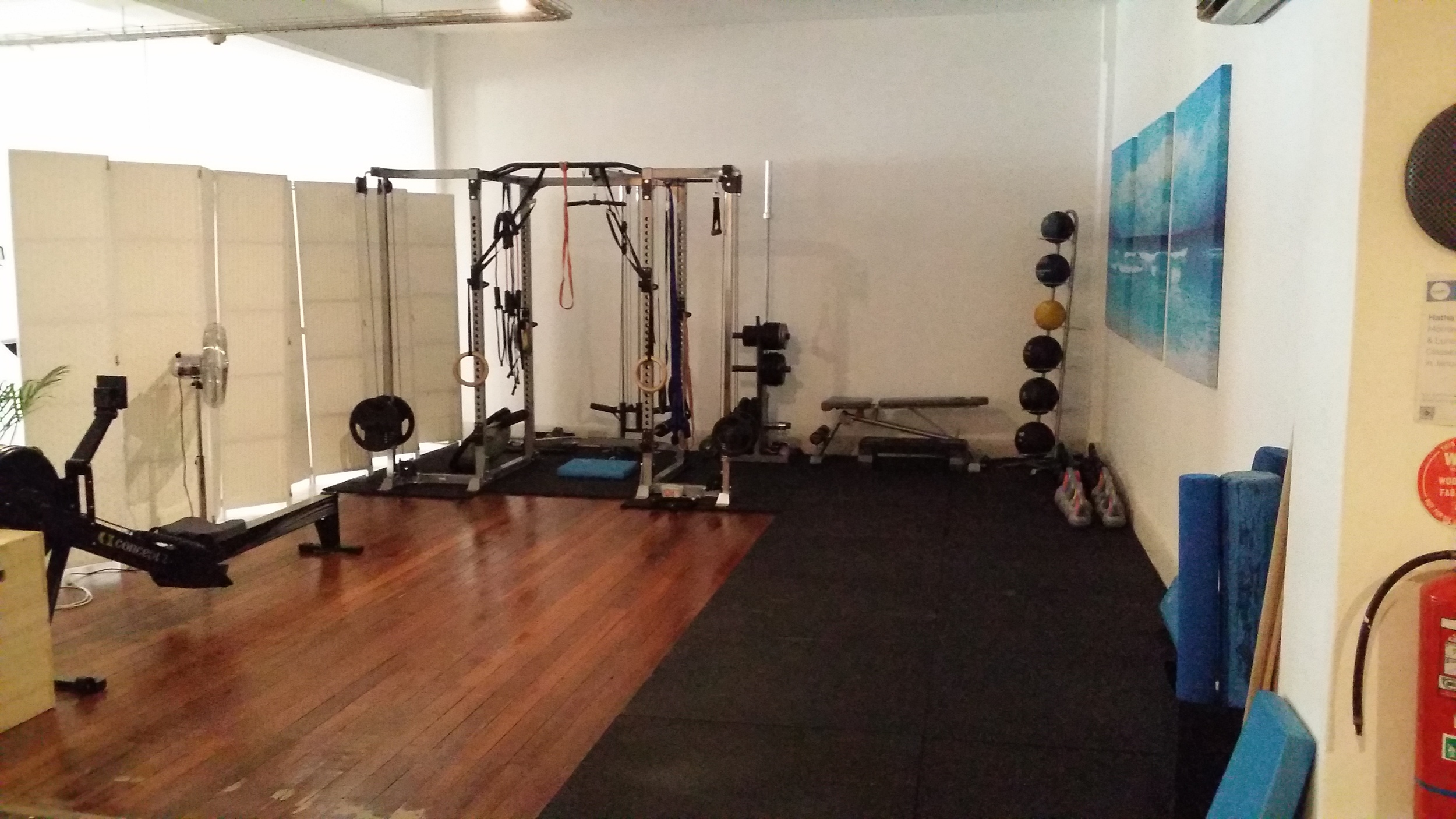 Moov Personal Training Adelaide: Our new gym space