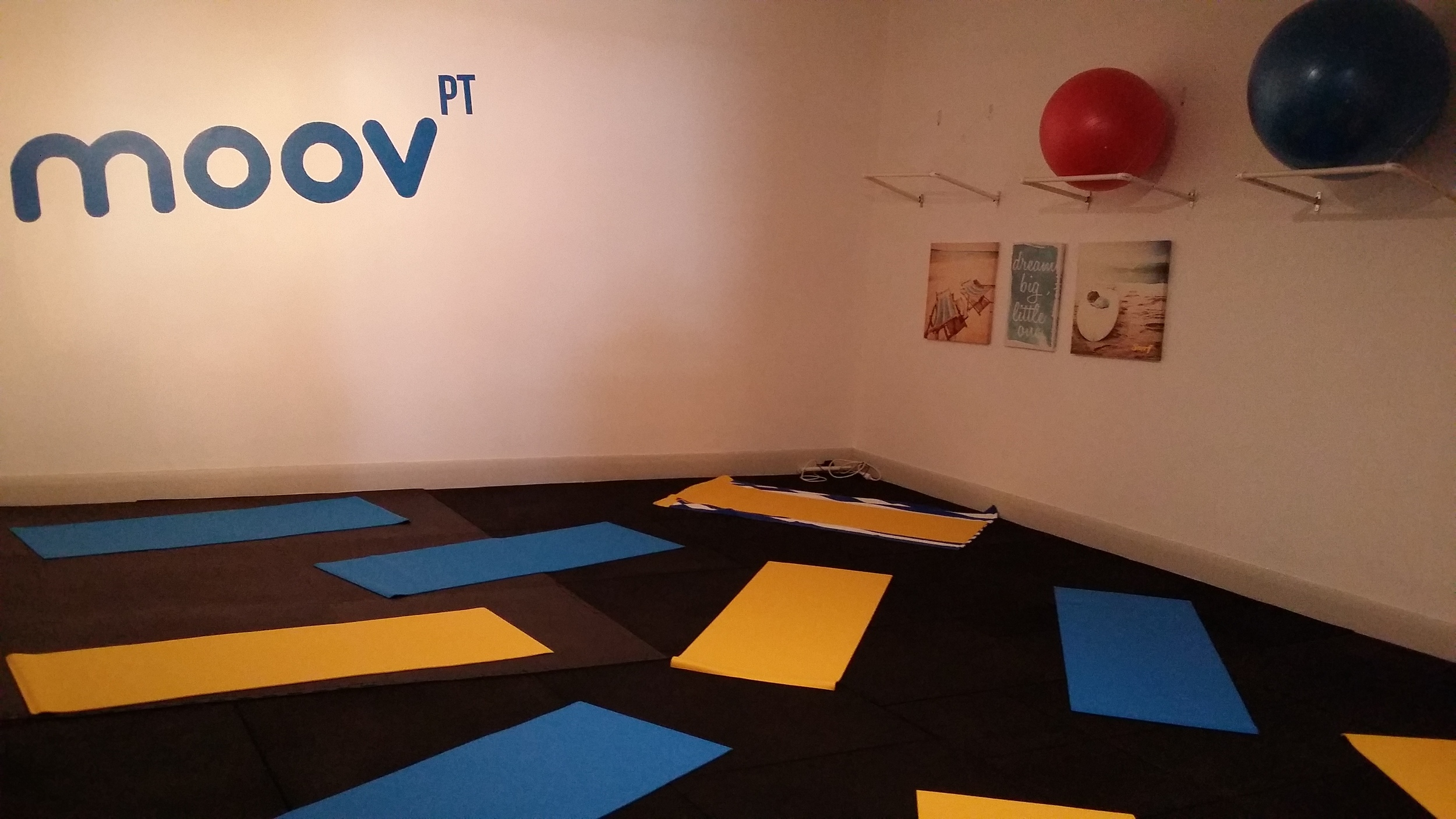 Moov Personal Training Adelaide: New Hatha Yoga Space