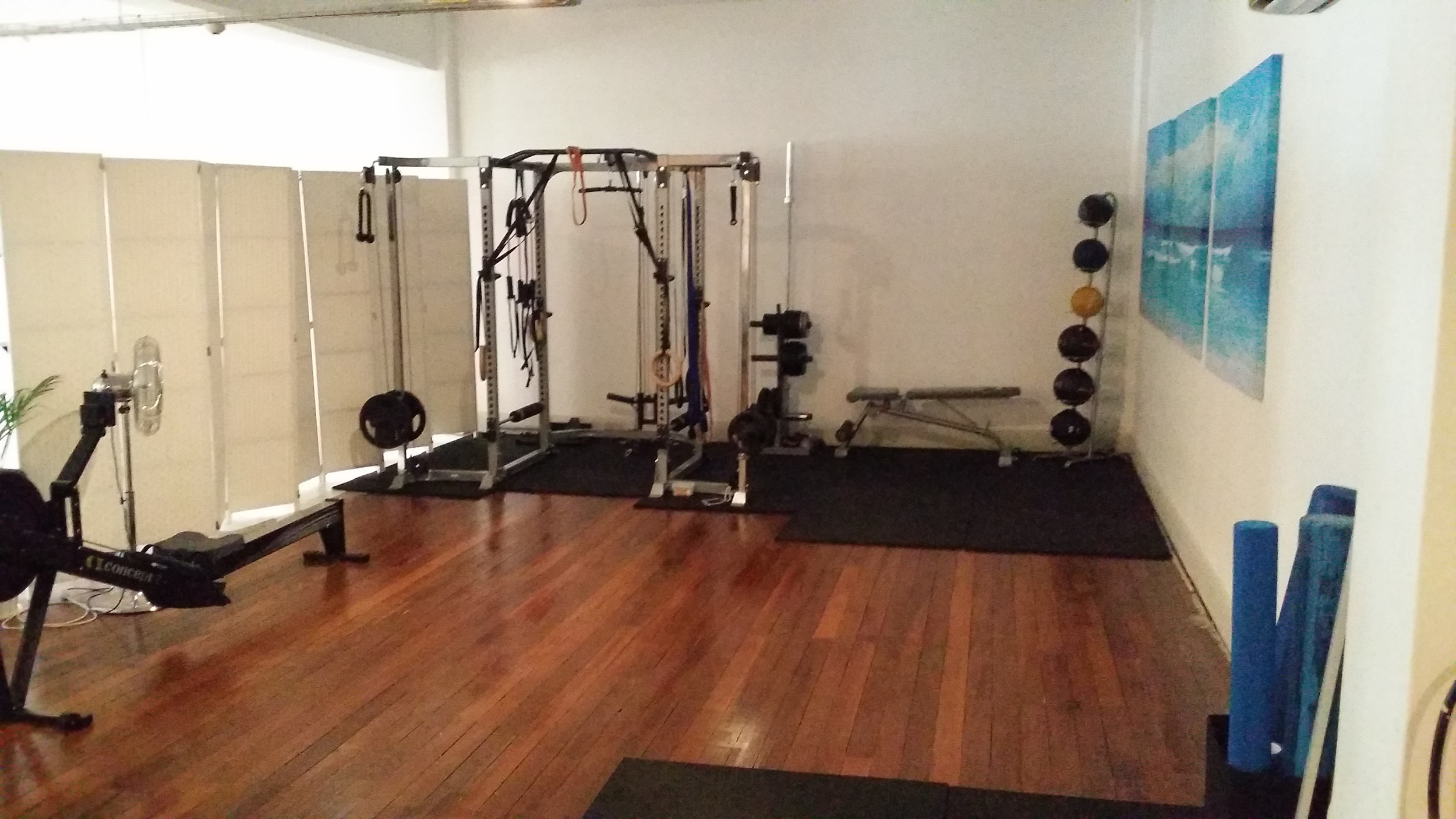 Moov Personal Training Adelaide: New gym space nearly complete