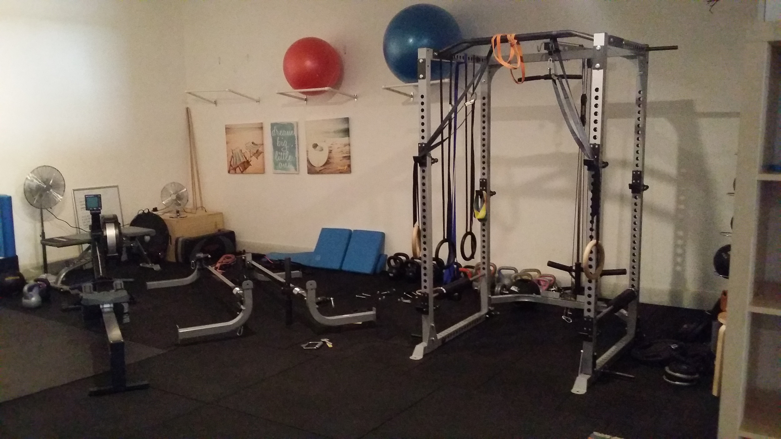 Moov Personal Training Adelaide: gym space getting relocated