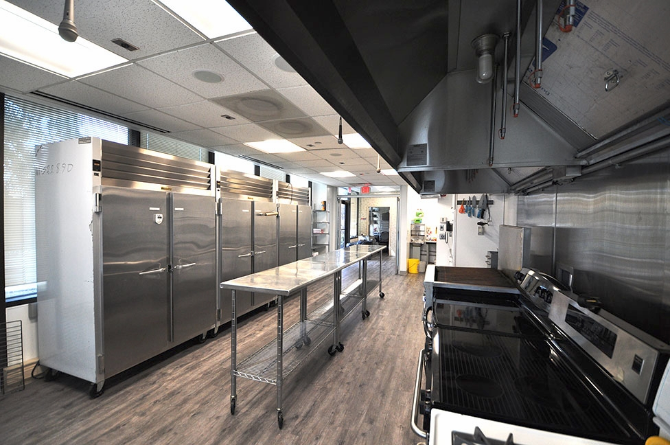 Commercial Test Kitchen - Natural Gas & 400 Amps of Electric Power