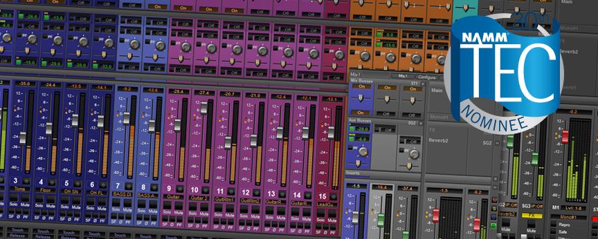 PYRAMIX MASSCORE & NATIVE -Una DAW dalla potenza impressionante. Un suono limpido e una precisione nel mix senza eguali.