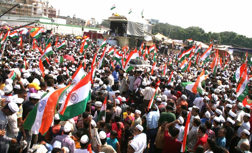 Image: Youth Ki Awaaz -http://www.youthkiawaaz.com/2015/04/indian-politics-lack-of-diversity/
