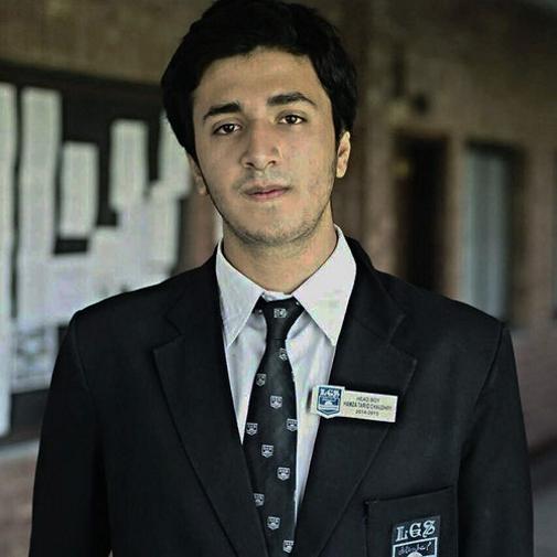 Hamza Tariq Chaudhry