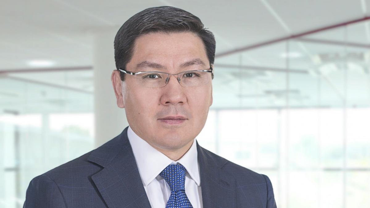 Kazakhstan First Deputy Prime Minister Askar Zhumagaliyev  Photo by Government of Kazakhstan