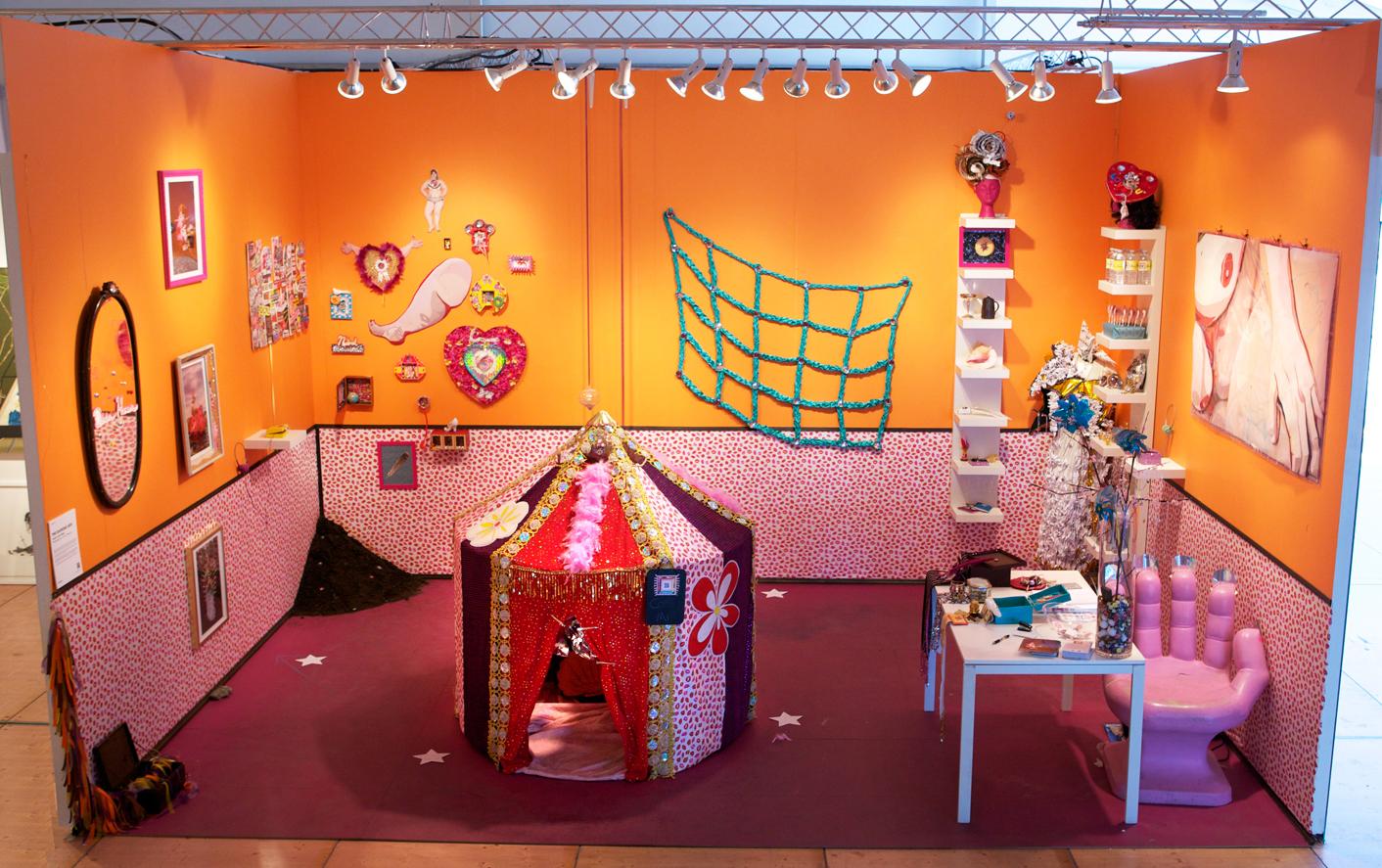 The Diamond Den NY' @ SCOPE Art Fair