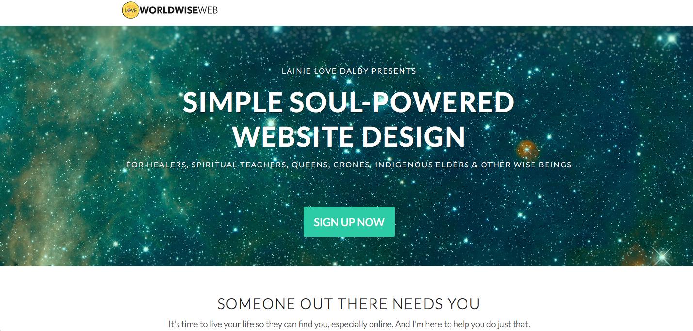 WorldWise Web Design