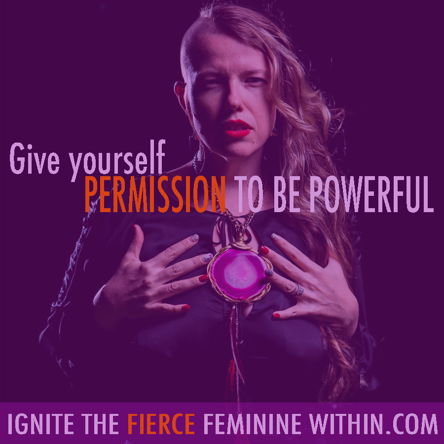 IFFW image meme 1 give yourself permission to be powerful.jpg