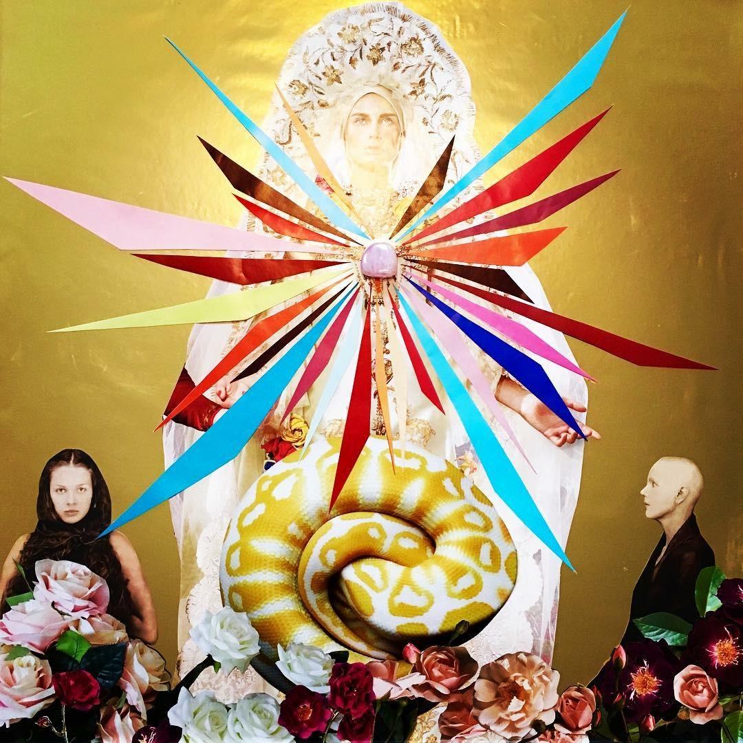 Triple Goddess Rising