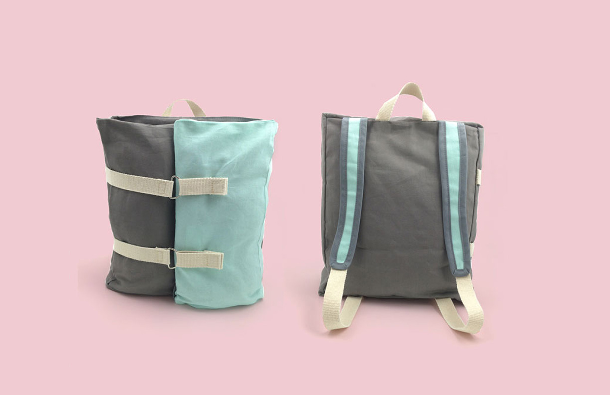 Chickadee Travel Pack