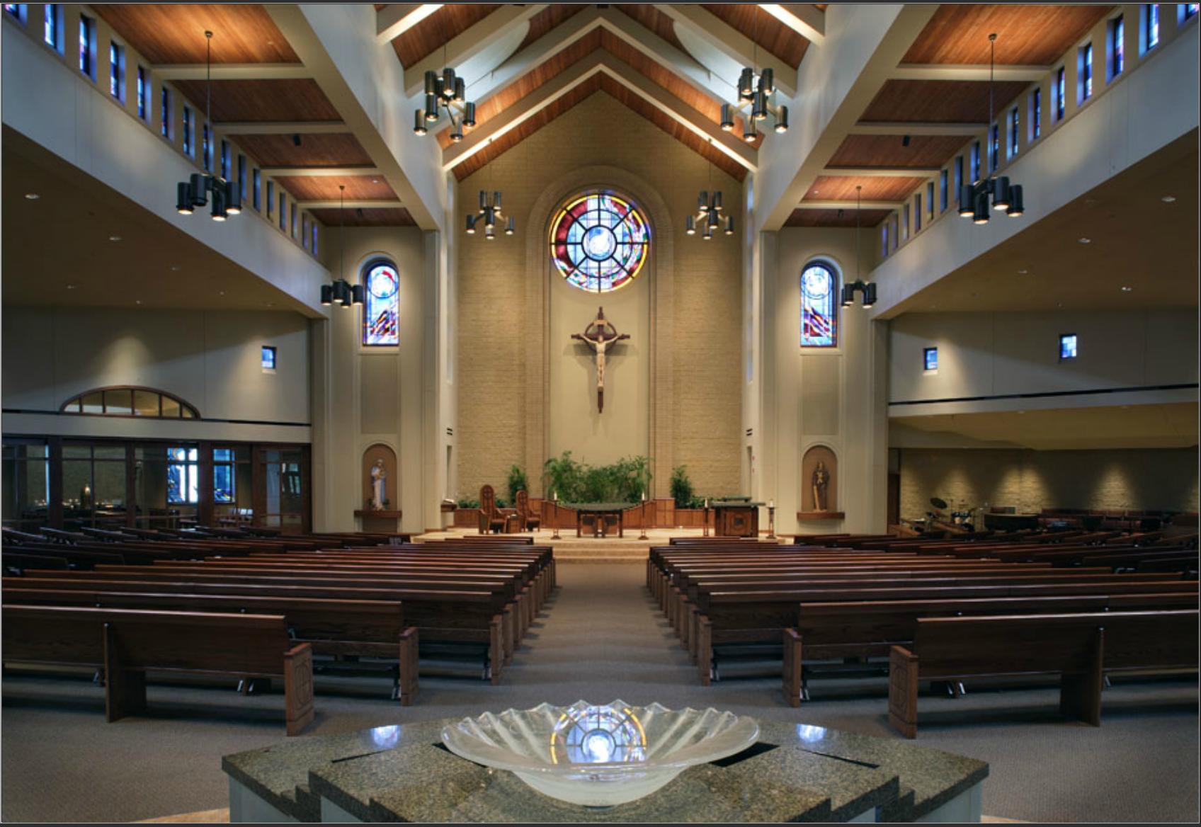 St James Catholic Church - Omaha, NE