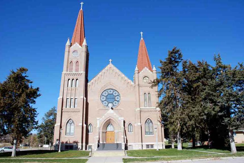 St. Michaels Catholic Church - Spaulding, NE