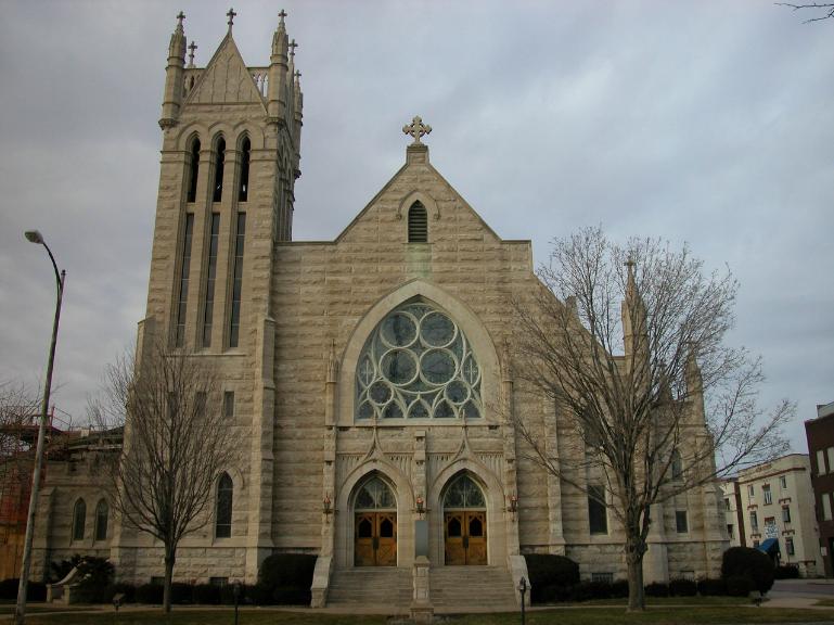 Kountze Memorial Church - Omaha, NE