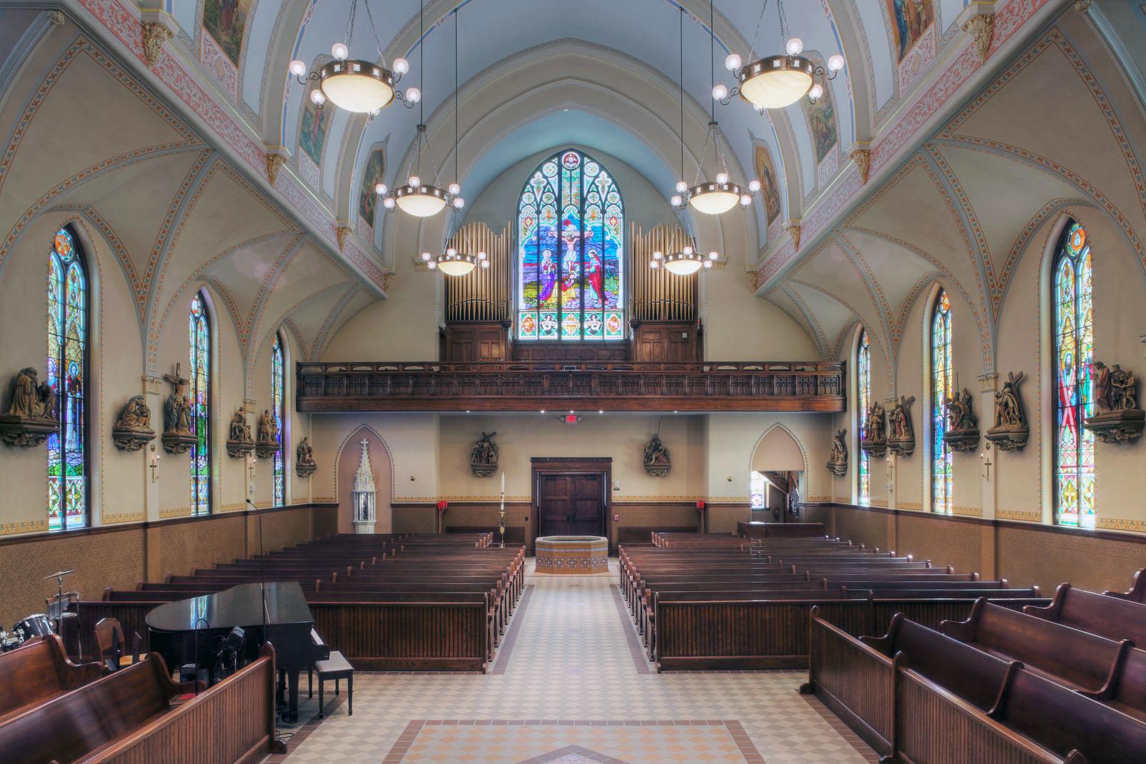 Sacred Heart - Omaha, NE